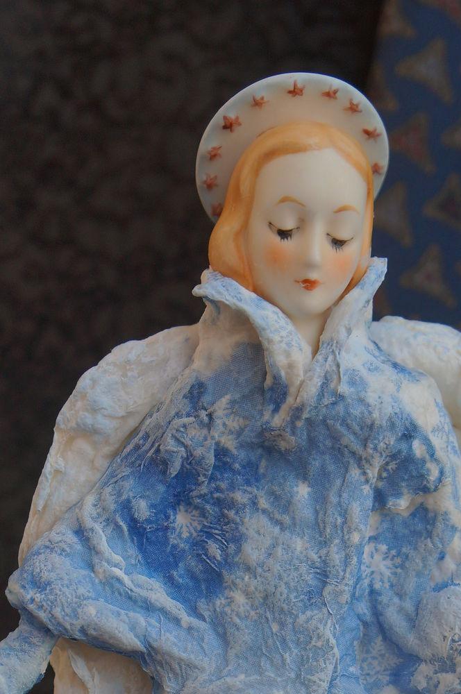 Рождественский Ангел в предверии лета, фото № 1