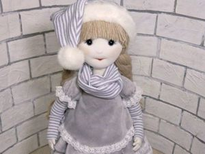 When a Doll Is Made on Your Own: Step-by-Step Guide. Livemaster - handmade