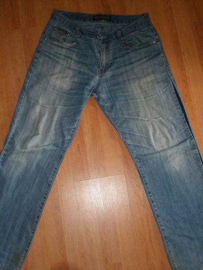 мастер-класс, старые джинсы