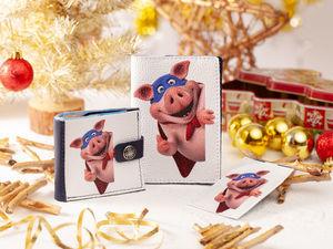 2019 — Год счастливой свиньи!. Ярмарка Мастеров - ручная работа, handmade.