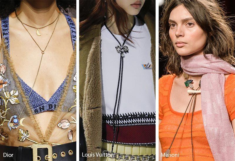 Украшения и другие радости осени: модные аксессуары 2018