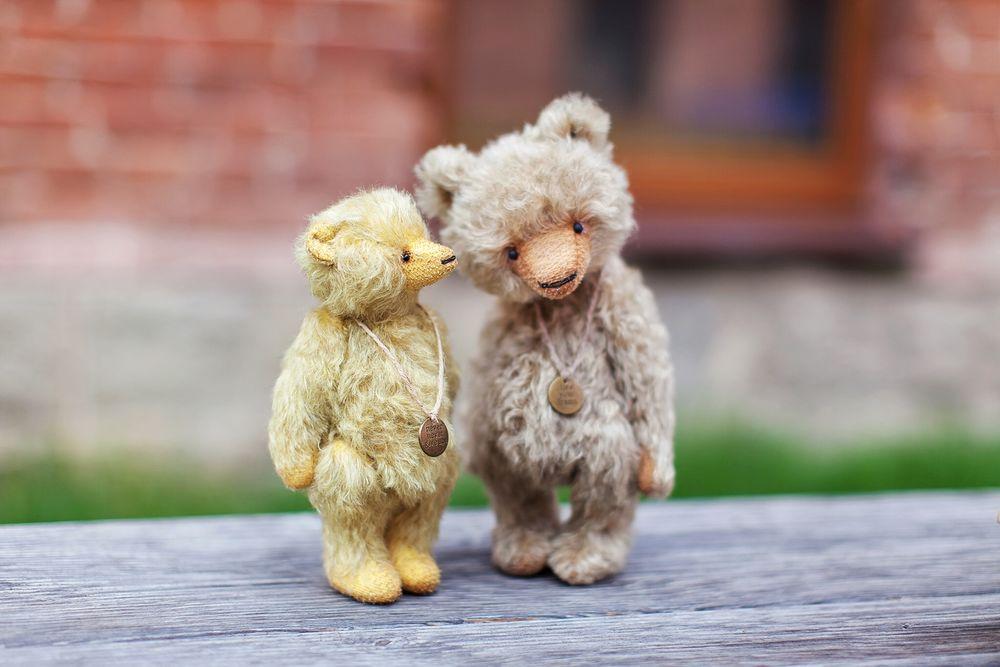 мишки из коллекции, teddy bear collection