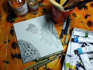 Не много из закулисья творческого процесса. Ярмарка Мастеров - ручная работа, handmade.
