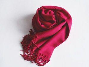 Скидка. Палантин. Розовый.. Ярмарка Мастеров - ручная работа, handmade.