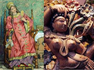 «Remember the time»:  удивительная схожесть русских и индийских древних традиций. Ярмарка Мастеров - ручная работа, handmade.