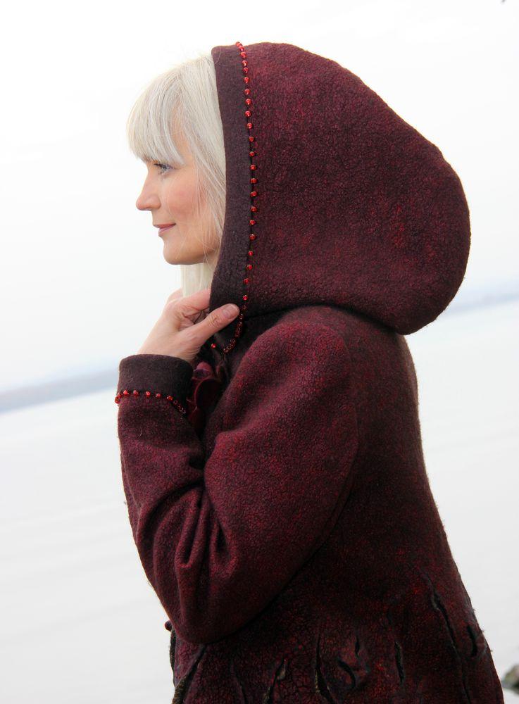 Один узор для двух пальто, фото № 10