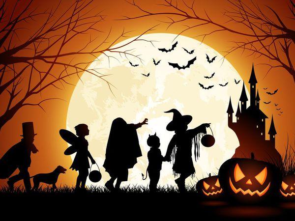 Предстоящий Хеллоуин) | Ярмарка Мастеров - ручная работа, handmade