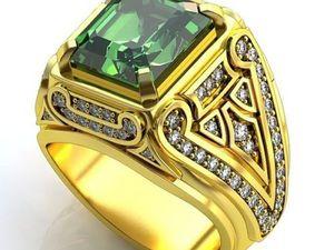 Перстень — украшение из глубины веков. Ярмарка Мастеров - ручная работа, handmade.