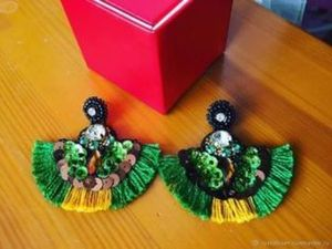 Новые украшения к весне и не только. Ярмарка Мастеров - ручная работа, handmade.