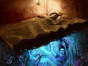 Ведьмины секреты: Насколько значимы ваши сны. Ярмарка Мастеров - ручная работа, handmade.