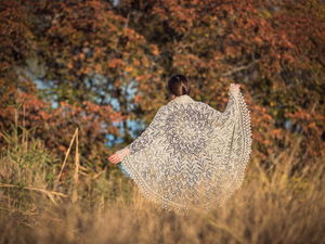 Прохладное лето - повод купить шаль! -50% | Ярмарка Мастеров - ручная работа, handmade