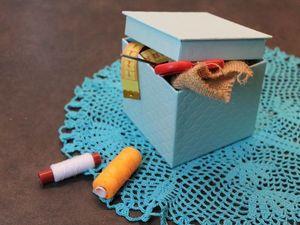 Организация рабочего процесса. «Бизнес в коробочке». Ярмарка Мастеров - ручная работа, handmade.