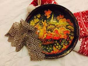 Распродажа настенных тарелок | Ярмарка Мастеров - ручная работа, handmade