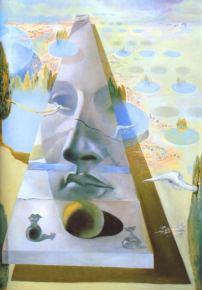 День рождения гениального художника, сюрреалиста Сальвадора Дали., фото № 10