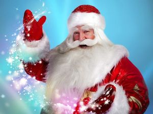 Знакомьтесь — Дед Мороз. (Не путать с Санта Клаусом). Ярмарка Мастеров - ручная работа, handmade.