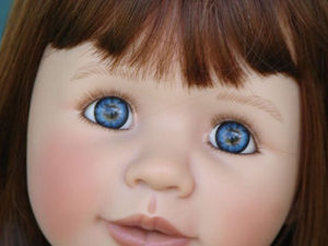 Что такое винил? Куклы виниловые. | Ярмарка Мастеров - ручная работа, handmade