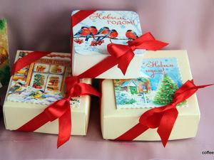 Про новогоднюю упаковку. | Ярмарка Мастеров - ручная работа, handmade