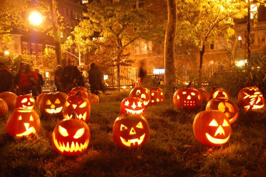 хеллоуин, винтаж
