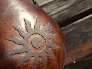 Звучание Солнечной окарины. Ярмарка Мастеров - ручная работа, handmade.