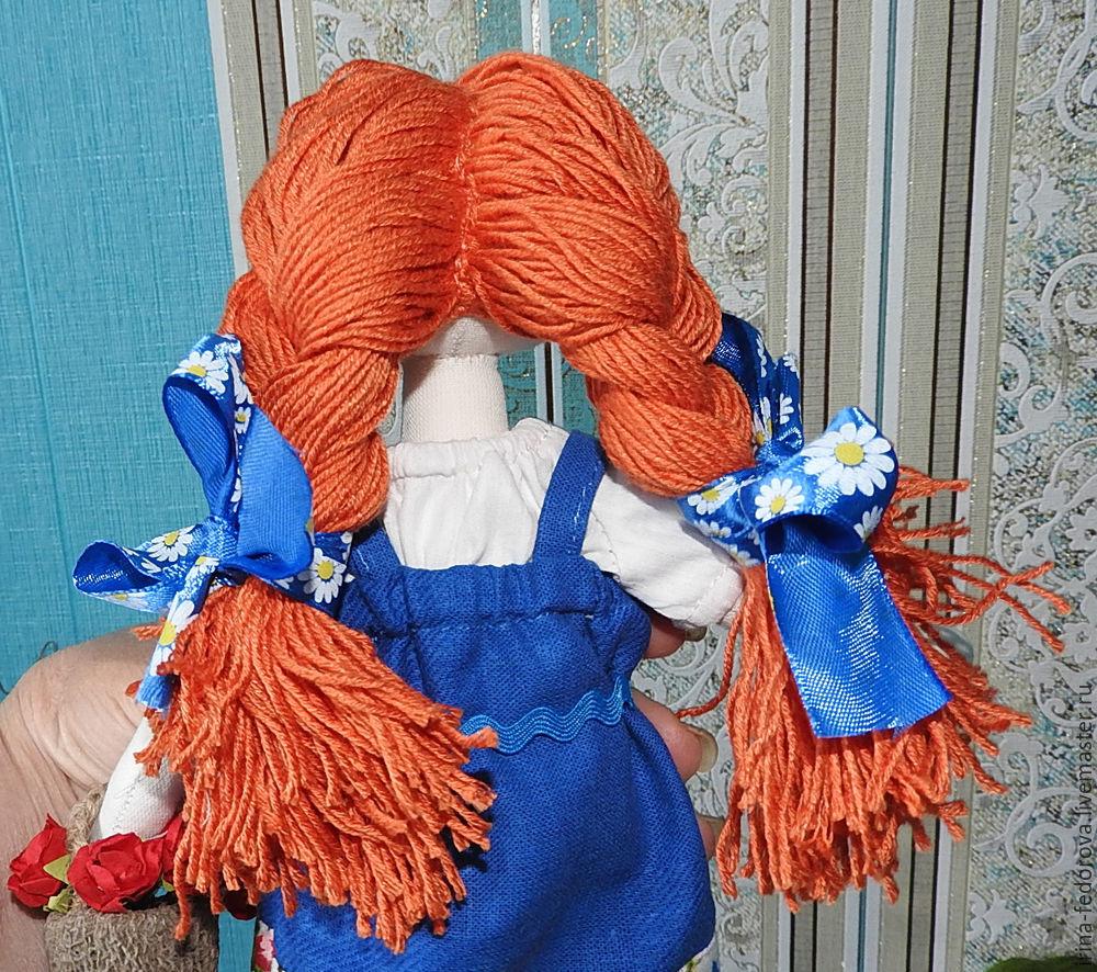 Кукла из ниток своими руками: варианты изготовления