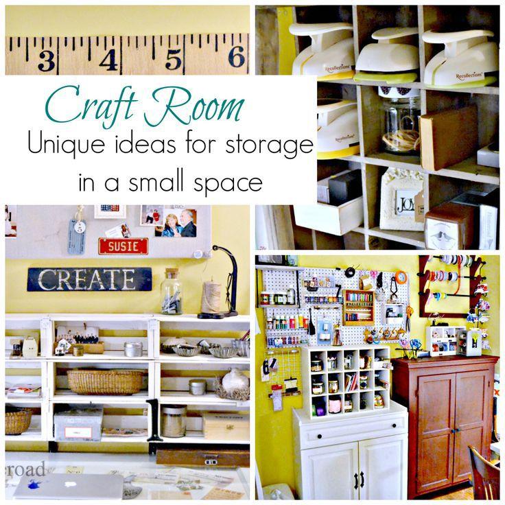 Unique craft storage ideas <a href=