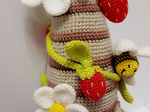 Цветочный гномик. | Ярмарка Мастеров - ручная работа, handmade