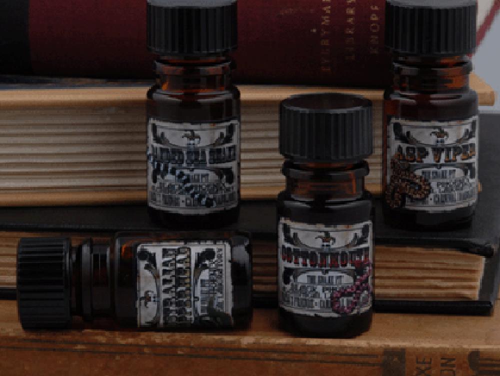 Короли Готики и Гранжа. Парфюмерная мастерская «Black Phoenix Alchemy Lab»