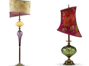 Калейдоскоп светильников от Susan and Caryn Kinzig. Ярмарка Мастеров - ручная работа, handmade.