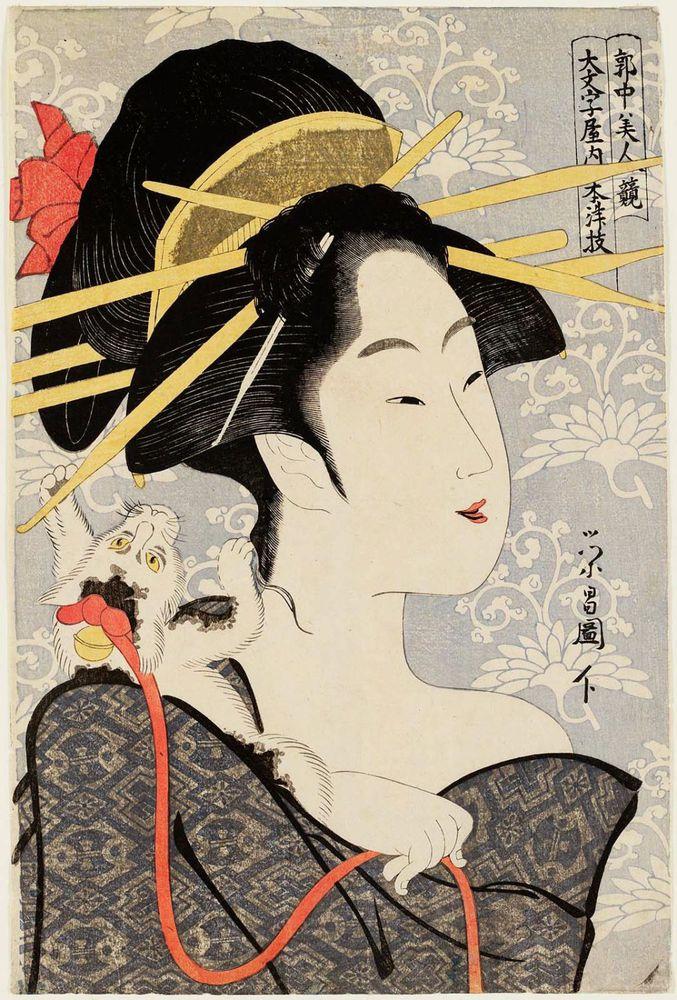 36e5903d919f Знаменитые украшения Kanzashi, Haruyo Morita и Sakae - драгоценные ...