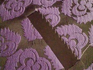 Мастер-класс: обработка кармана в листочку. Ярмарка Мастеров - ручная работа, handmade.