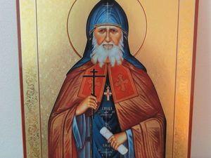 Святой Андроник - святой покровитель Колымы. Ярмарка Мастеров - ручная работа, handmade.