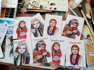 Пришла посылочка из Сочи. Ярмарка Мастеров - ручная работа, handmade.