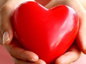 Сердце в подарок!))) | Ярмарка Мастеров - ручная работа, handmade