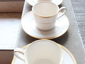 Только 19 И 20 Июля! Акция на настоящий Кофейный Сервиз Норитаке-20 %. Ярмарка Мастеров - ручная работа, handmade.