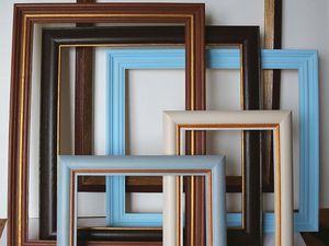 Купи прежде картину, а после - раму! | Ярмарка Мастеров - ручная работа, handmade
