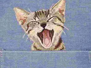 Замурчательные принты с котиками. Ярмарка Мастеров - ручная работа, handmade.