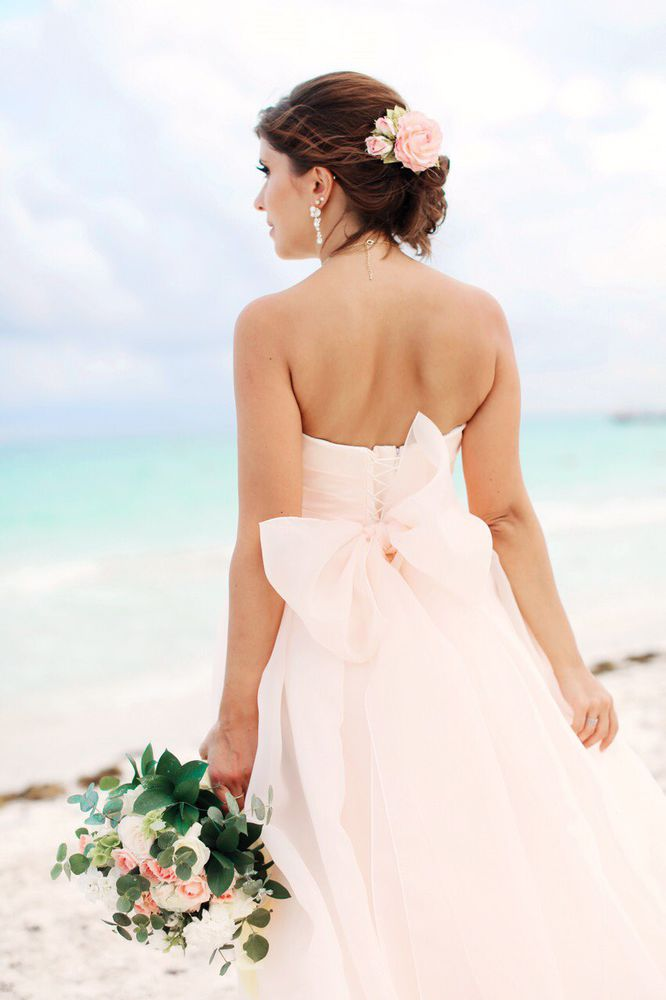 украшение для невесты, роза из фоамирана