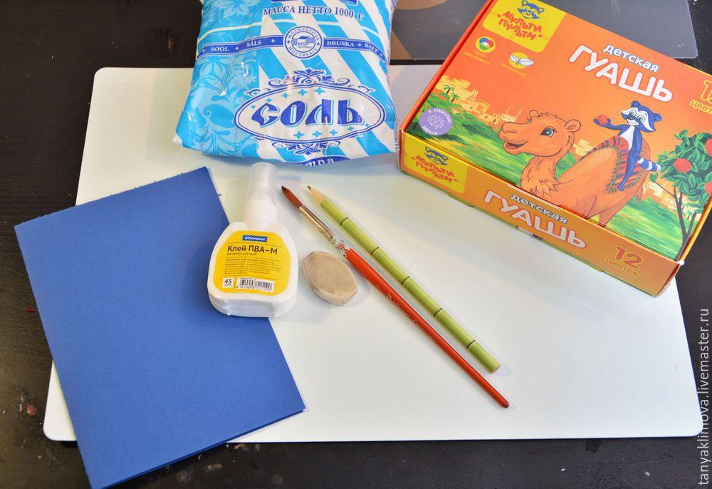 мастер-класс для детей, подарок своими руками
