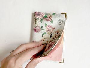 Обложки на заказ для Марины. Ярмарка Мастеров - ручная работа, handmade.