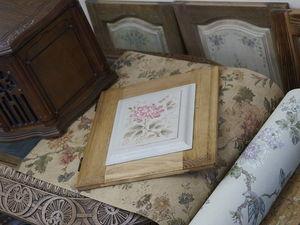 роспись мебели, курс роспись мебели