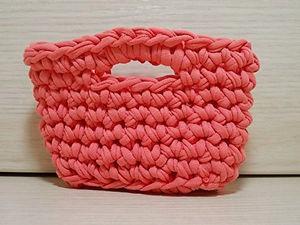 Мини сумка. Ярмарка Мастеров - ручная работа, handmade.