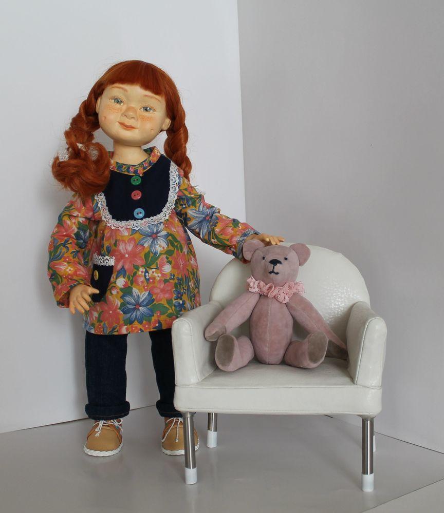 интерьерная кукла, арт