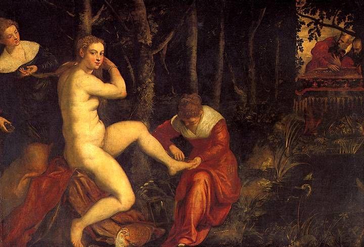 Легенда о Сусанне. Взгляд Рембрандта, фото № 1