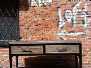 Металлическая мебель. Ярмарка Мастеров - ручная работа, handmade.