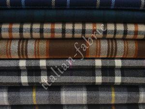 Костюмные ткани Tartans, виргинская шерсть!. Ярмарка Мастеров - ручная работа, handmade.