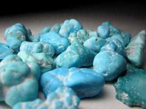 Бирюза — камень защиты и удачи | Ярмарка Мастеров - ручная работа, handmade