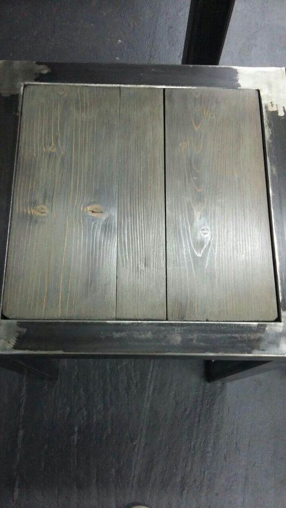 мебель для бара лофт, лофт стиль
