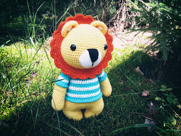 Боничка. Самый верный лев!   Ярмарка Мастеров - ручная работа, handmade