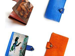 Скидка на Обложки для Паспорта с Любым Вашим Изображением -20% | Ярмарка Мастеров - ручная работа, handmade