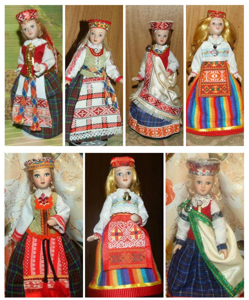 литовский костюм